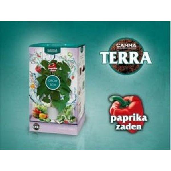 Terra Grow Box Paprika