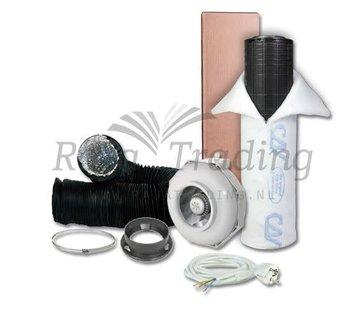 Can Fan RK 100 Ventilatie set 400w max 240 m³/h