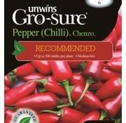 Unwins Chenzo Spaanse Peper
