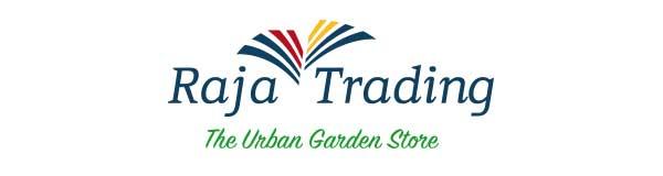 Logo Raja Trading The Urban Garden Store