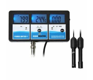 Aqua Master Tools P700 Pro Combo ph EC meter