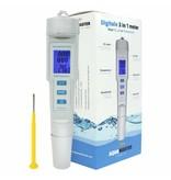 Aqua Master Tools 3 in 1 Meter Digitaal