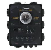 Cli-Mate Mini Controller Humi 4x600 Watt 7 AMP
