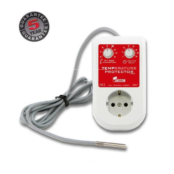 Temperature Protector Mk2 EU max 16A