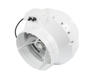 S-vent BKU 150 + Regelaar + Thermostaat max 495 m³/h