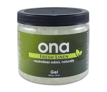 Ona Gel Fresh Linen 1 liter pot