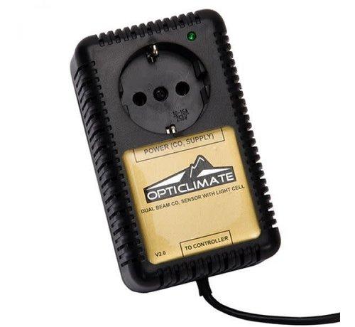 Opticlimate CO2 Sensor voor DimLux Maxi Controller + 5 Meter Kabel