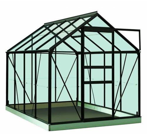 ACD Tuinkas Ivy 5 m2 aluminium 257 x 193 x 195 cm