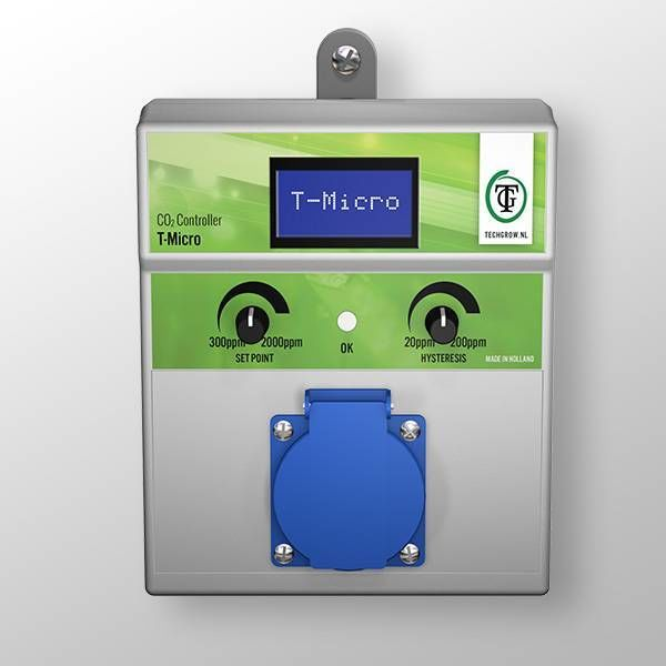 T-Micro CO2 Controller