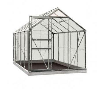 ACD Tuinkas Lily 6,2 m2 Aluminium
