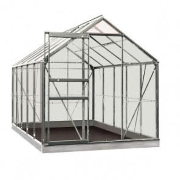 Tuinkas Lily 6,2 m2 Aluminium