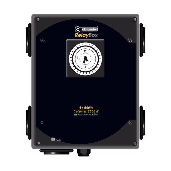 VOI-Box Schakelkast 4x600 Watt