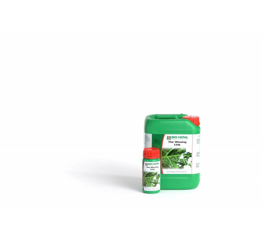 Bio Nova BN TML The Missing Link 250 ml of 1 liter