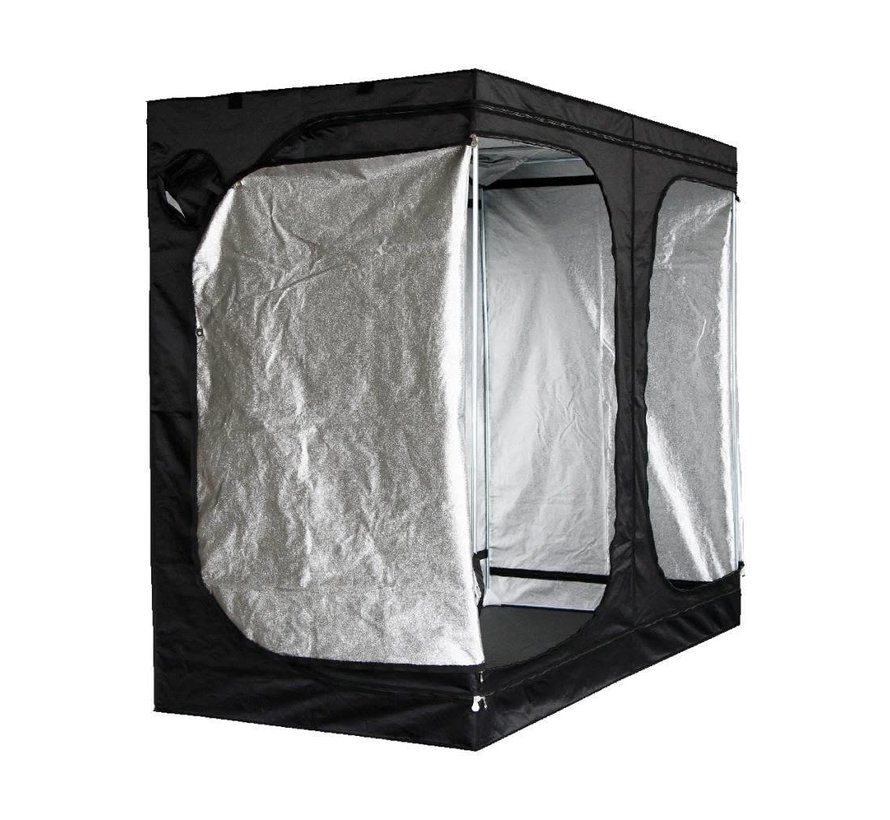 Mammoth Classic 240L+ Growbox Komplettset 2x600 Watt Beleuchtung 240x120x200 cm