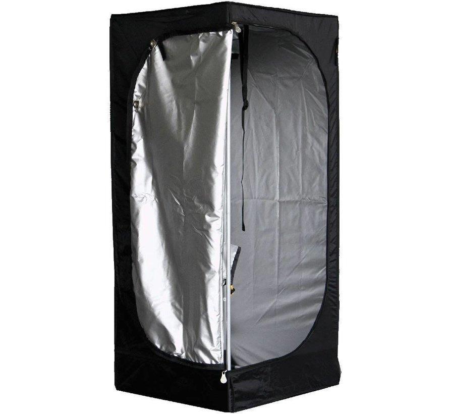 Mammoth Lite 60+ Growbox Komplettset 1x250 Watt HPS Beleuchtung 60x60x140 cm