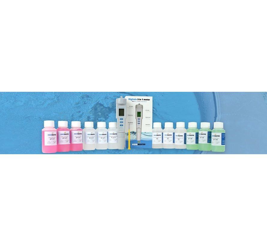 Aqua Master Tools pH 7.00 IJkvloeistof