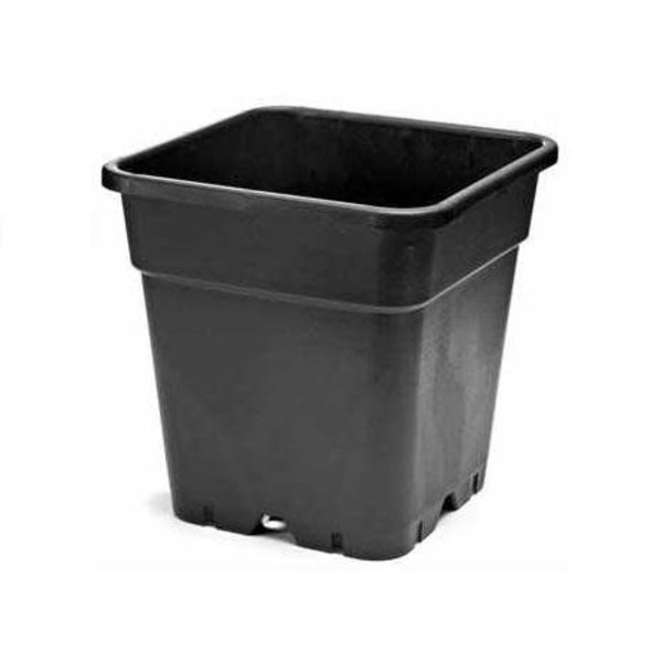 Vierkante Pot 25 Liter 33 x 33 cm