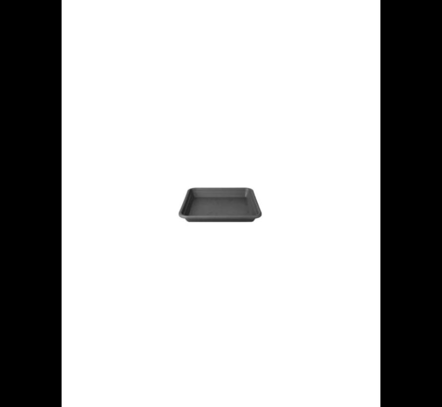 Fertraso Tropfschale Quadratisch 14x14 cm
