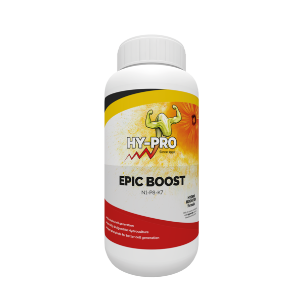 Hydro Epic Boost 500 ml