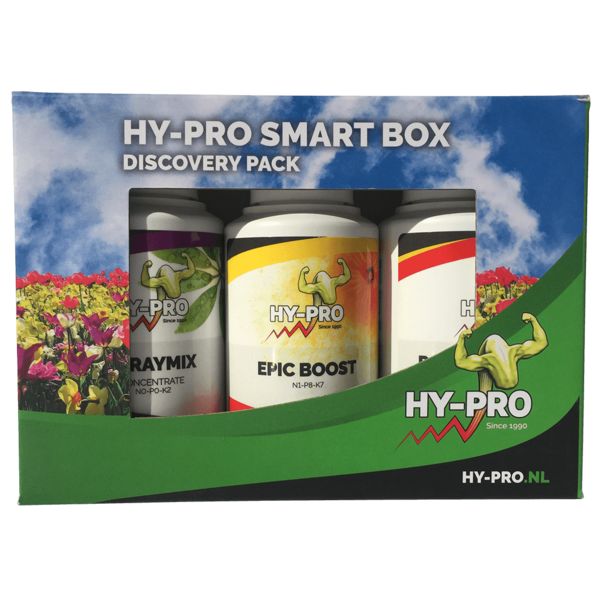 Hydro Smartbox Discovery Pack 100 ml