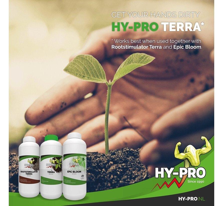 Hy-Pro Terra Rootstimulator 5 Liter