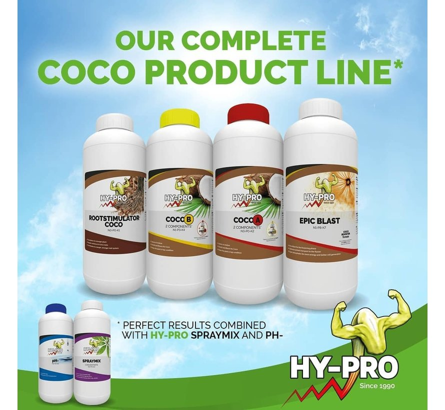 Hy-Pro Spraymix Concentraat 500 ml