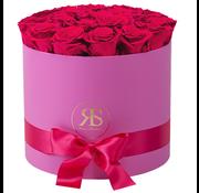 Rosuz Flowerbox Longlife Ciara Pink