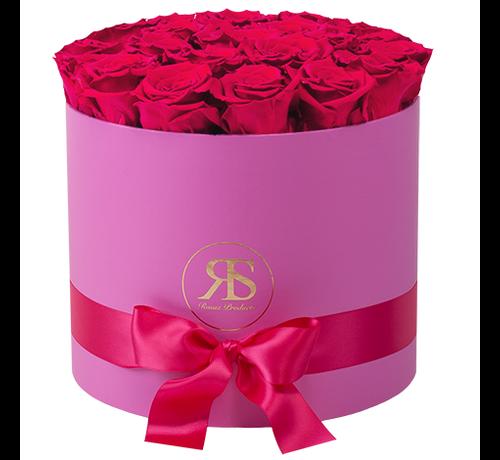 Rosuz Flowerbox Longlife Ciara Rosa