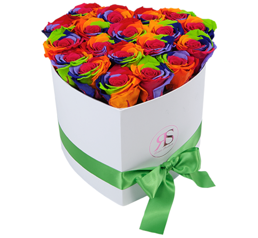 Flowerbox Longlife Ella Rainbow
