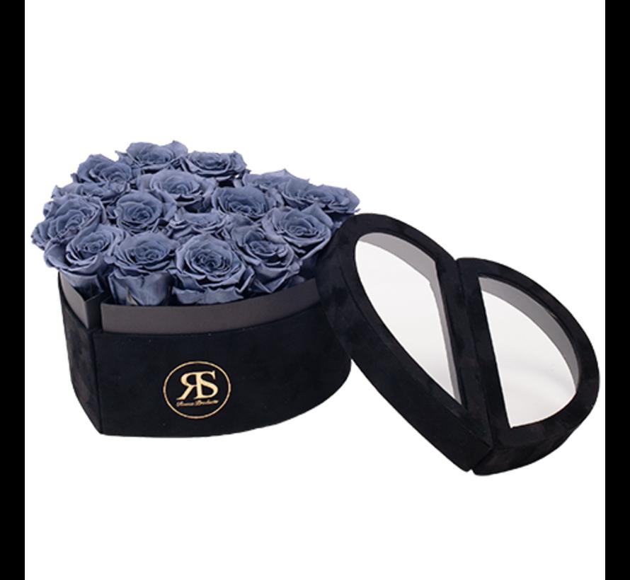 Rosuz Flowerbox Longlife Mary J Grijs