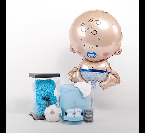 Rosuz Gift Box Baby Boy Fajah Medium