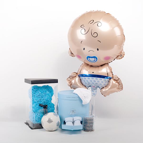 Gift Box Baby Boy Fajah Medium