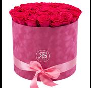 Rosuz Flowerbox Longlife Suzy Dark Pink