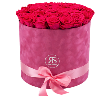 Rosuz Flowerbox Longlife Suzy Donker Pink