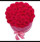 Rosuz Flowerbox Longlife Suzy Donker Roze