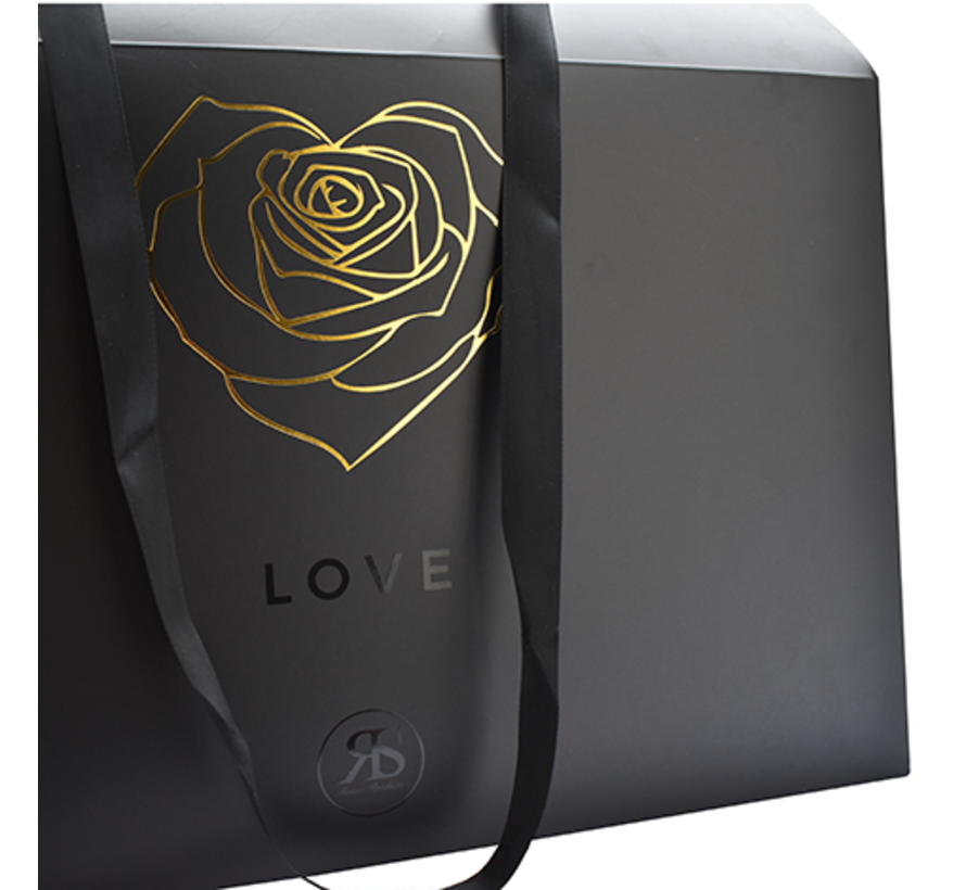Rosuz Flowerbox Longlife Coco Grijs