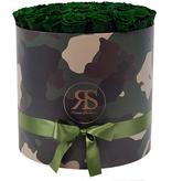 Rosuz Flowerbox Longlife Rihanna Groen