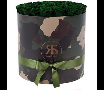 Rosuz Flowerbox Longlife Rihanna Verde