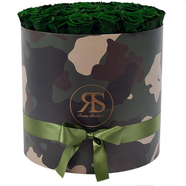 Flowerbox Longlife Rihanna Groen