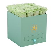 Rosuz Flowerbox Longlife Louise Light Green