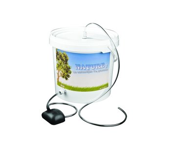 One Dutch Products Nature 2 CO2 boost Bucket 5 Liter + Pump complete set