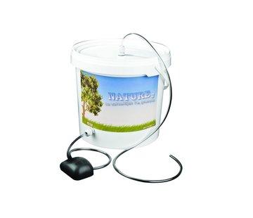 One Dutch Products Nature 2 CO2 boost Cubo 5 litros + Bomba conjunto completo
