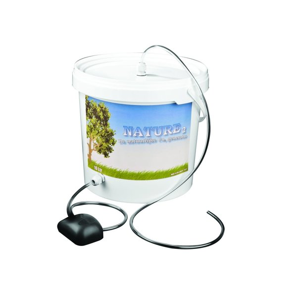 Nature2 CO2 Emmer 5 Liter + Pomp