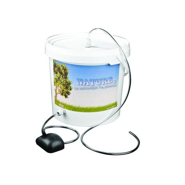 Nature2 CO2 Emmer 10 Liter + Pomp