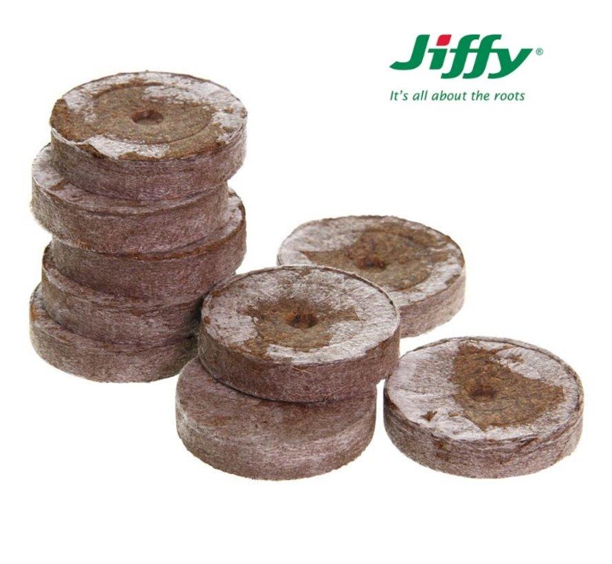 Jiffy 7 41mm 100 stuks