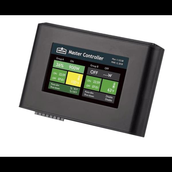 Master Controller Touchscreen