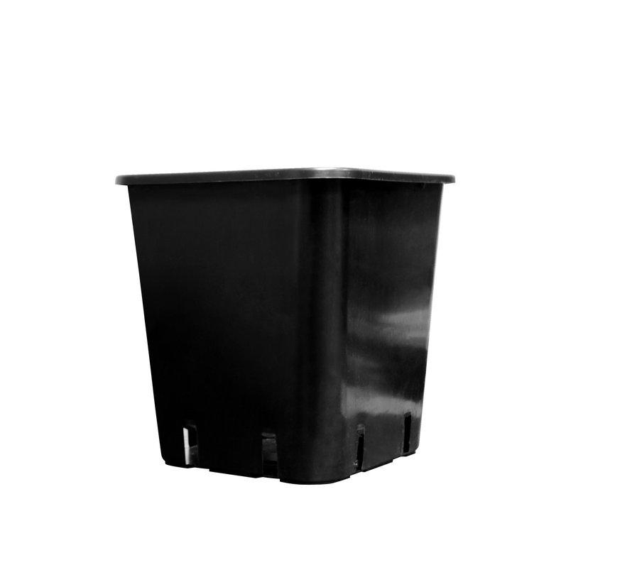 Wilma Kweeksysteem 10 Potten 6.5L Klein 120x60x20 cm
