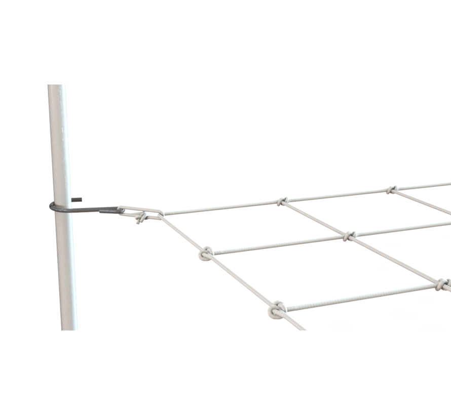 WebIT Steungaas 240x120 cm