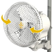 Secret Jardin Monkey Fan Ventilator R2.00 Zwenkbaar 20 Watt