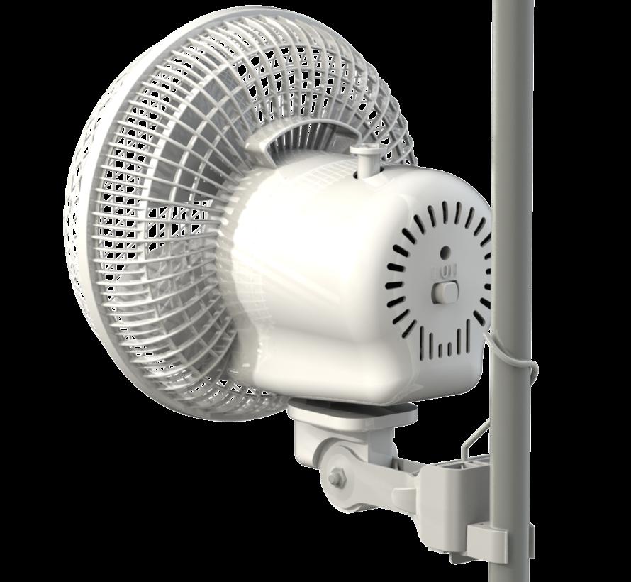 Secret Jardin Monkey Fan Ventilator R2.00 Zwenkbaar 20 Watt